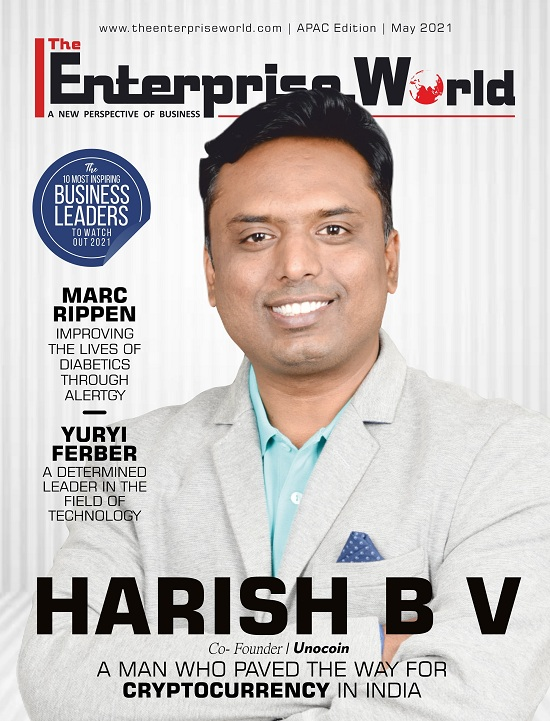 The 10 Most Inspiring Business Leader To Watch out 2021- Cover Page- min