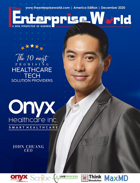 The 10 Most Promising Healthcare Tech Solution Providers- Cover Page-min