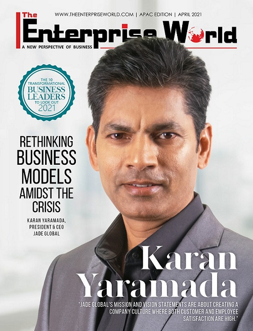 The 10 Transformational Business Leaders to Look Out 2021- April- Cover Page- min