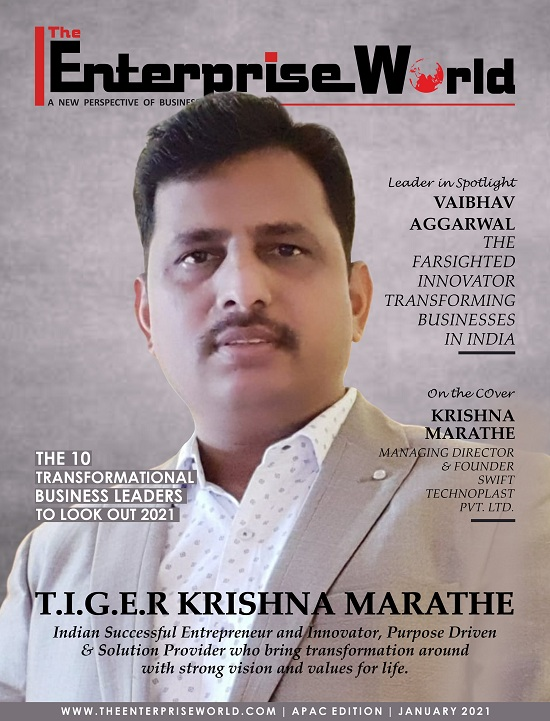 The 10 Transformational Business Leaders to Look Out 2021- Cover Page- min
