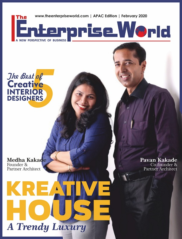 The Best of 5 Creative Interior Designers_Cover Page- min