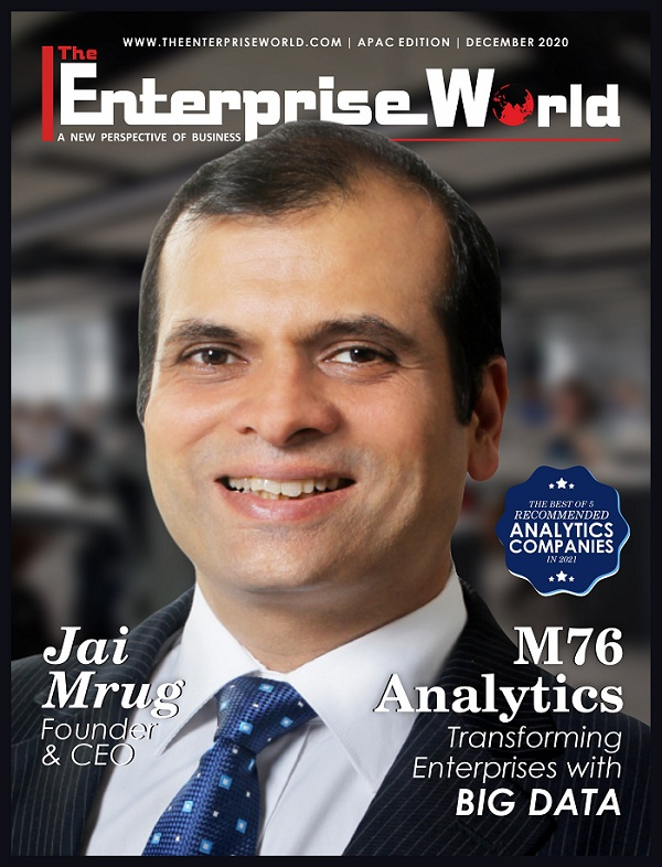 The Best of 5 Recommended Analytics Companies in 2020- Cover Page-min