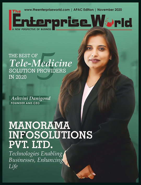 The Best of 5 Tele-Medicine Solution Providers in 2020-Cover Page-min