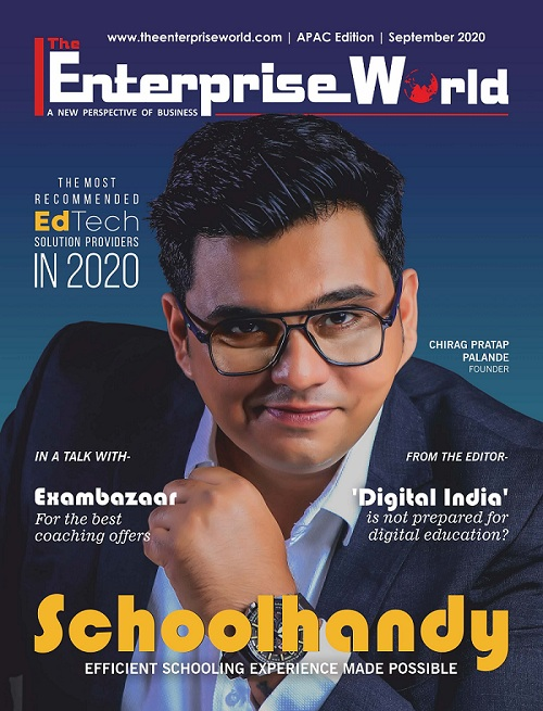 The Most Recommended Ed-Tech Solution Providers in 2020- Cover Page- min