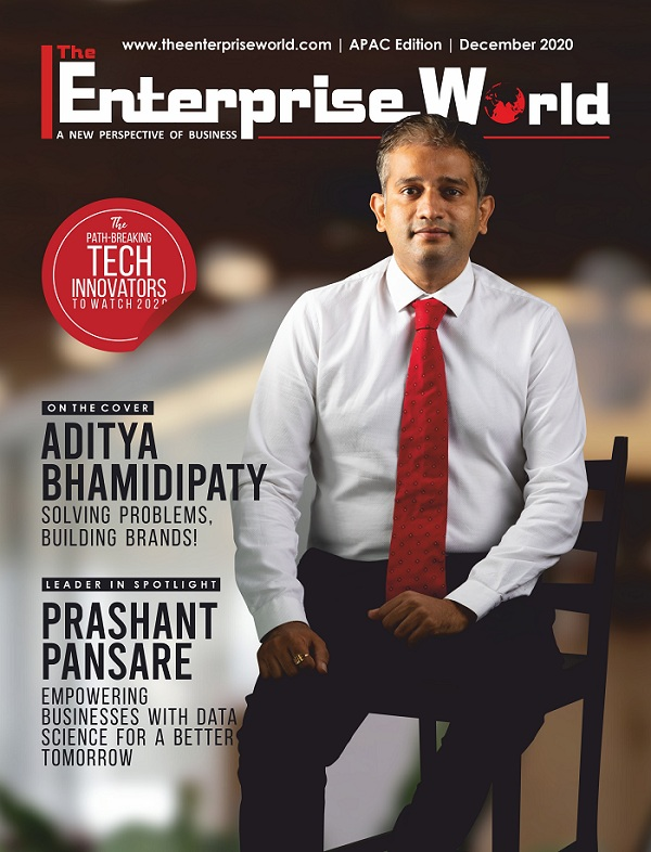 The Path-breaking Tech Innovators To Watch 2020- Cover Page-min