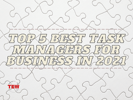 Read more about the article Top 5 Best Task Managers for Business in 2021