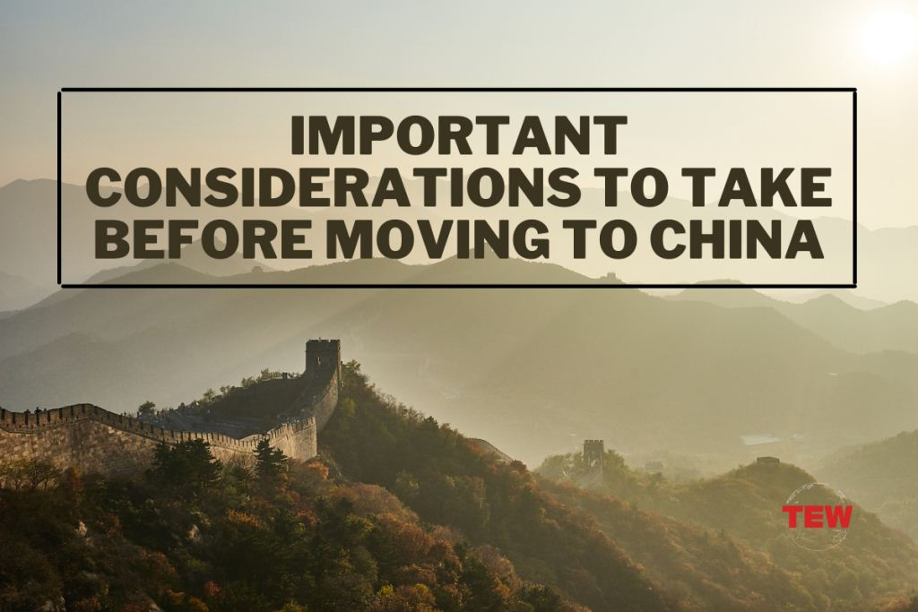 Read more about the article Important Considerations to Take Before Moving to China