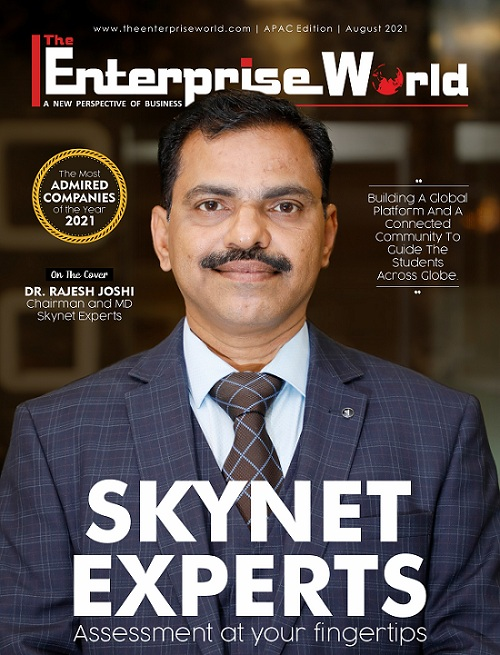 The Most Admired Companies of the Year 2021- Cover Page- August