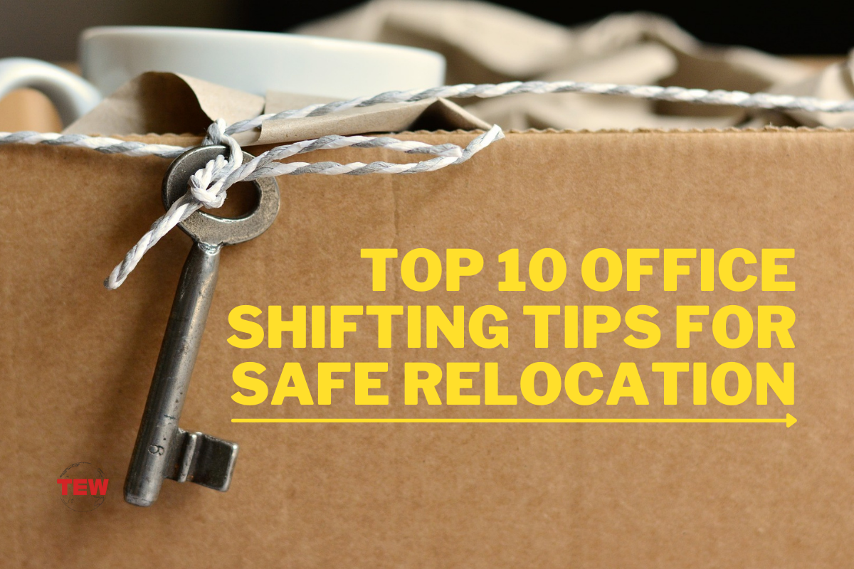 Read more about the article Top 10 Office Shifting Tips for Safe Relocation