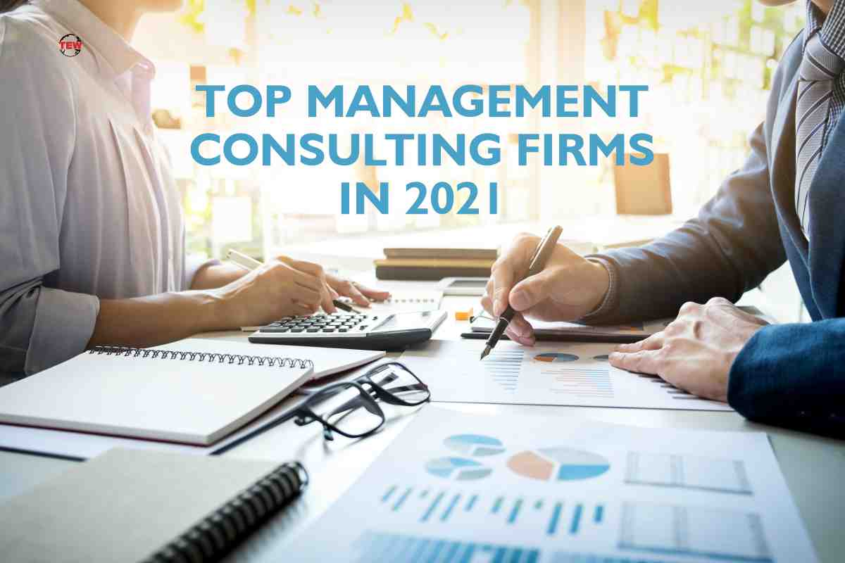 Top Management Consulting Firms in 2021