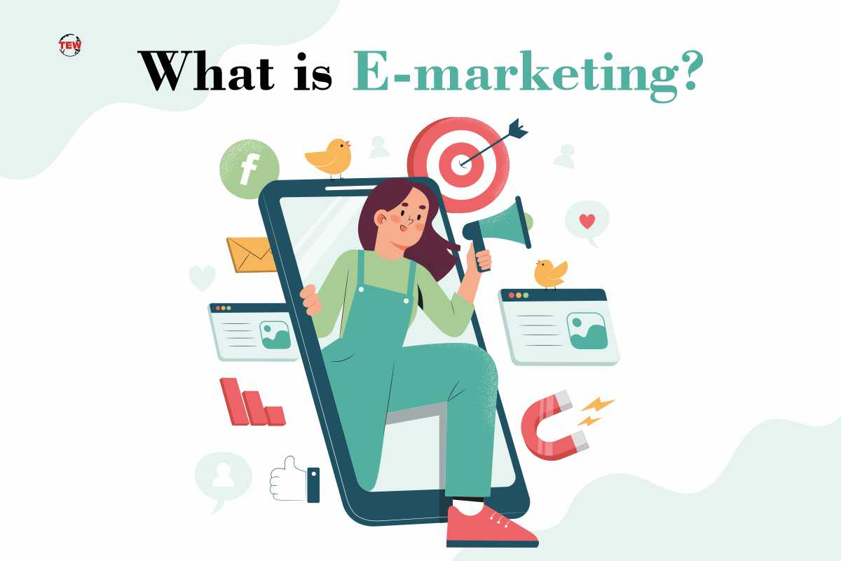 What is E-marketing? Pros and Cons.