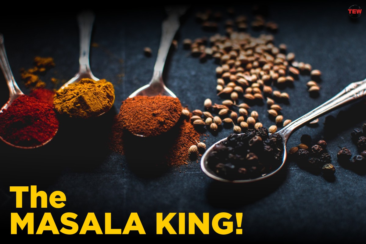 Read more about the article The MASALA KING!