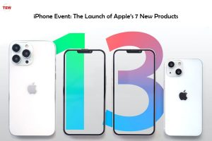 Apple Event: The Launch of iPhone 13 and 6 New Products