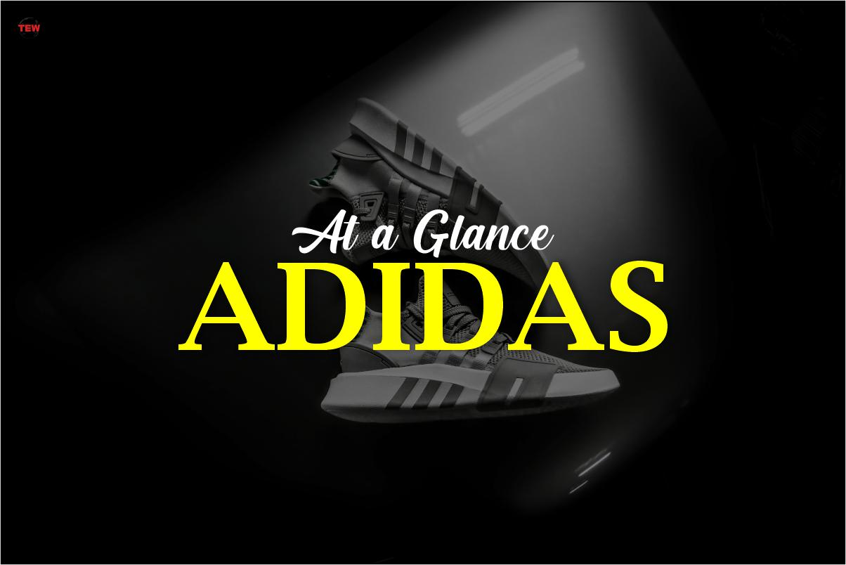Read more about the article At A Glance – adidas